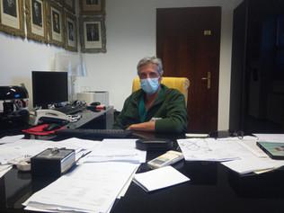 Intervista al Prof.  Matteo Cescon (*), chirurgo dei trapianti, dell'Alma Mater di Bologna
