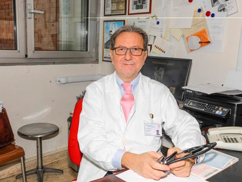 "L'avventura di un premio Nobel: Conferenza del Prof. Dino Vaira su ""Helicobacter pylori&quo"