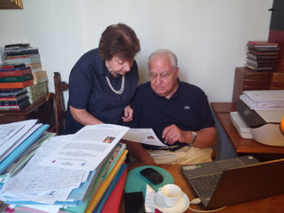 Intervista ai coniugi Lenaz (*) - Parenti Castelli (**) dell'Università di Bologna