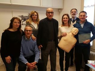 Corso di primo Soccorso tenuto dal Dott. Missere - Bologna