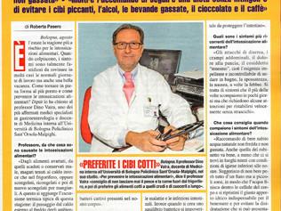 Intervista al Prof. Vaira sulle intossicazioni alimentari