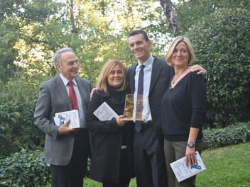 """Premio della medicina narrativa Zanibelli"""" a Cristina Petit: """"Salgo a fare due chiacchiere&quot"""