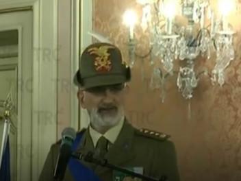 """Intervista al Colonnello Fabrizio Ghiretti (*) Comandante del """"Comando Militare Esercito"""" E-R"""