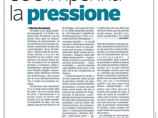 """Prof. Claudio Borghi: """"L'ipertensione è una patologia che colpisce sempre più bimbi e giova"""