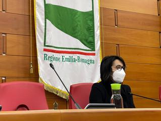 Injtervista alla Presidente dell'Assemblea legislativa della Regione E-R, Dr.ssa Emma Petitti (*)