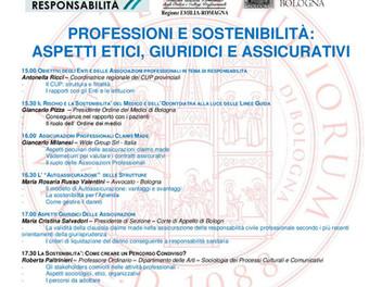 Professioni e Sostenibilità: Aspetti Etici, Giuridici e Assicurativi