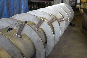 CS-001 B - Stainless Steel Ribbon Flight