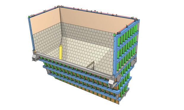 Bulk Materials Storage - Fines Belt Feed