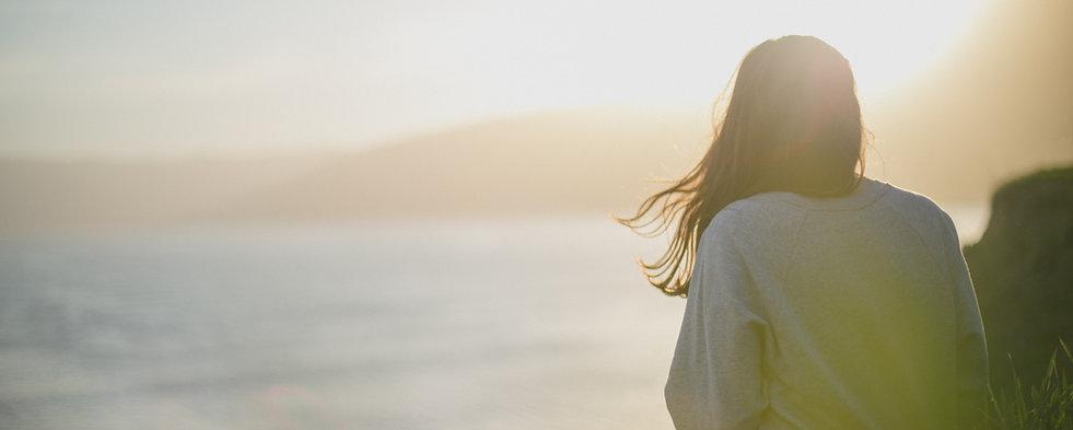Psychotherapie Coaching junge Frau