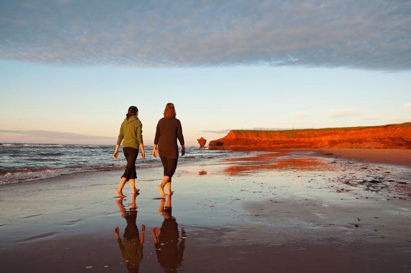 Darnley Beach (Teapot Rock)