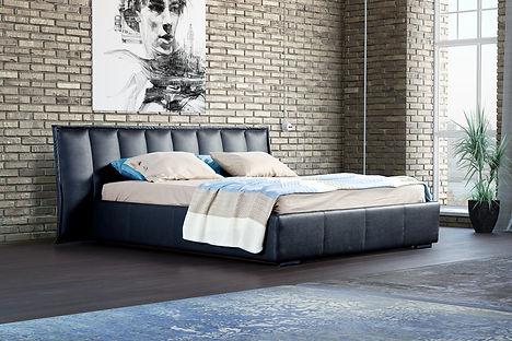 Toretta Кровать Torreta стала центром уже сотен спален. Она создана для молодой, обеспеченной и амбициозной аудитории, которая ценить свой комфорт и разбирается в трендах мебельной моды.
