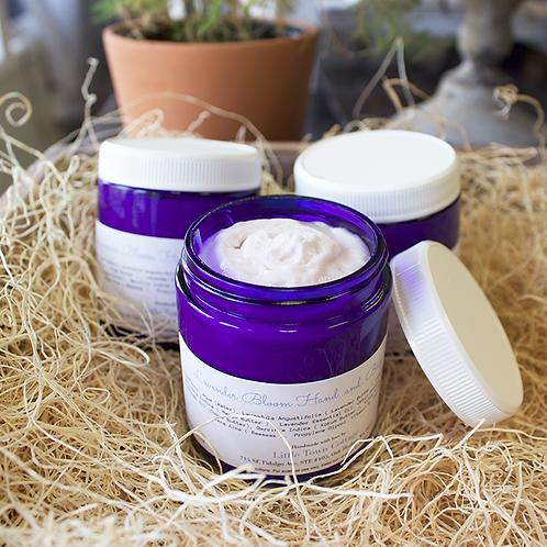 Lavender Bloom Hand & Body Cream