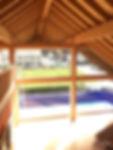 Dachstuhl im Wohnraum
