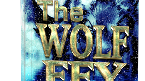 Signed Red Wolf (The Wolf Fey Series #2) Paperback