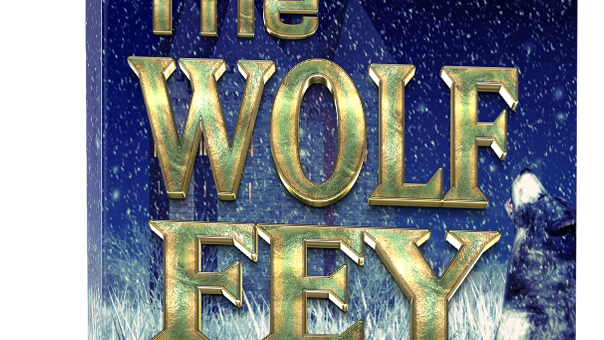 Signed Wolf Magic (Wolf Fey Series #3) Paperback