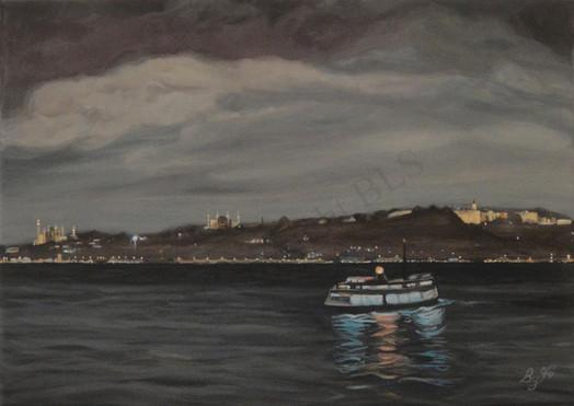 Istanbul Night Ferry