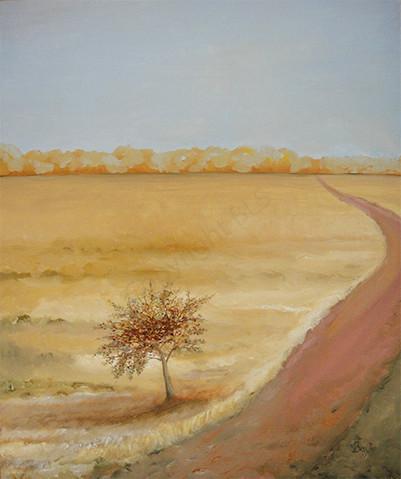 Road to the Golden Bird