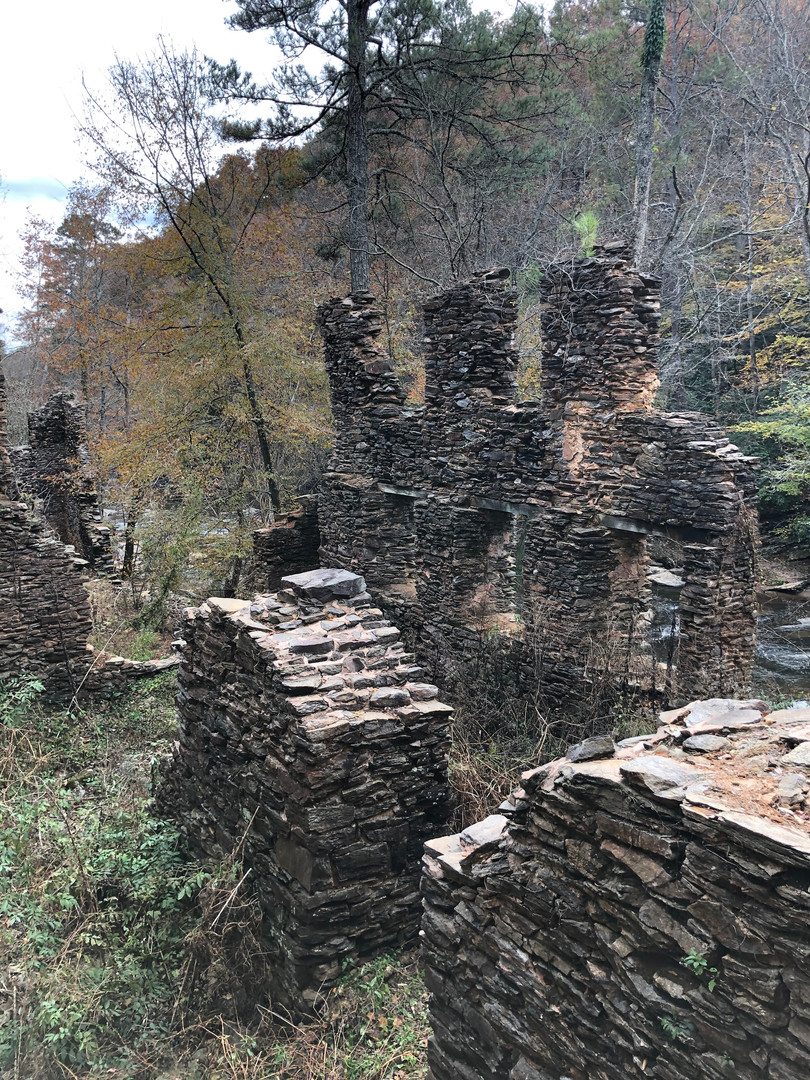 Old Mill Sope Creek