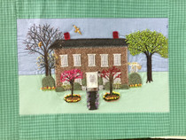 Seasonal Hudson House Stitch-Along