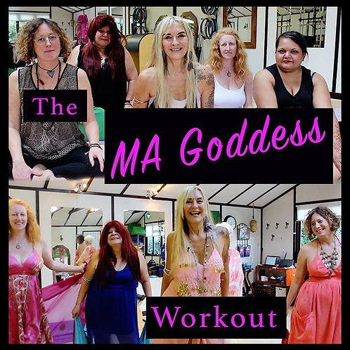 Ma Goddess Workout!
