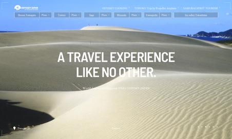Odyssey Japan: Branding, Copywriting, Social Media Management