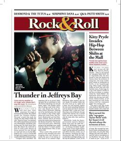 Rolling Stone: JBay Festival Review