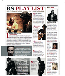 Rolling Stone: Song Review