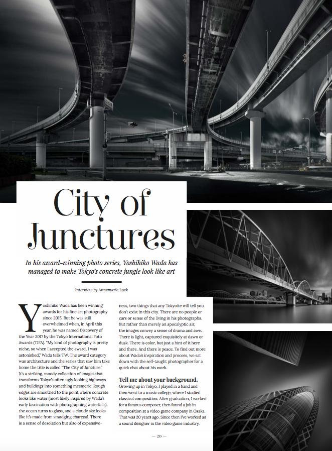 Tokyo Weekender: City of Junctures