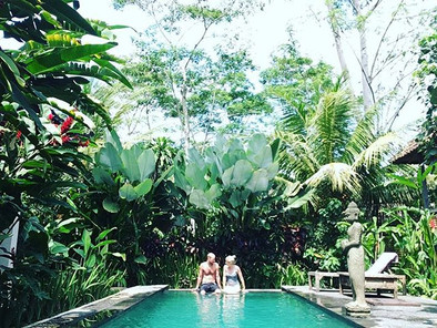 Mornings in Bali