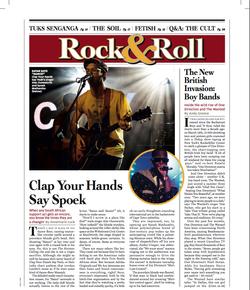 Rolling Stone: Two Door Cinema Club