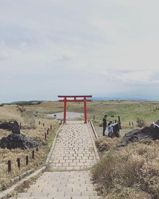 Mountaintop Torii