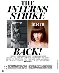 Marie Claire: International Report
