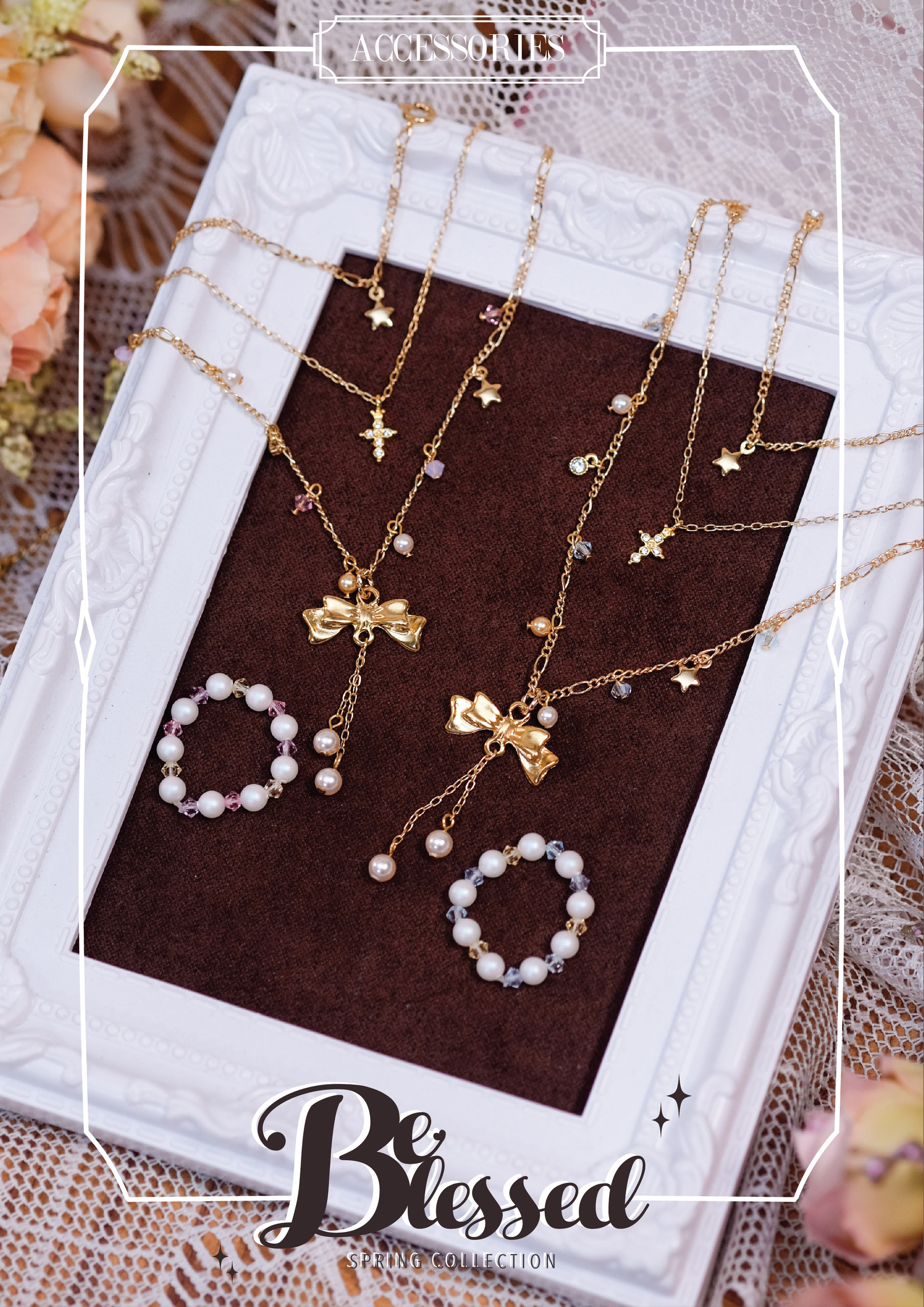 Be Blessed accessories