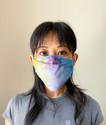 Civilian Mask: Agate Tie Dye