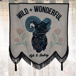 wild wonderful banner