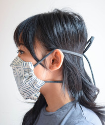 Civilian Mask: Bone Weave