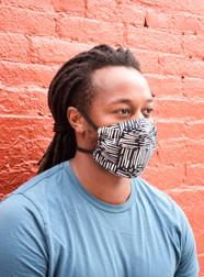 Civilian Mask: Night Weave