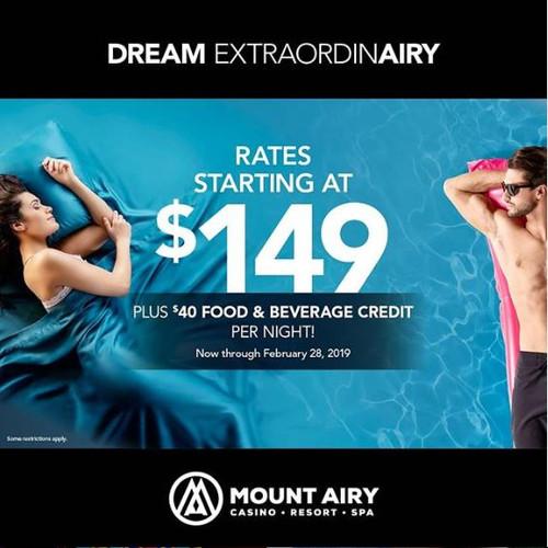 Mount Airy Casino