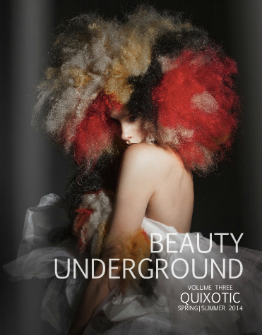 Volume Three of Beauty Underground Magazine is out!