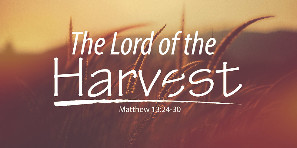 """CEF Annual Fund Raising Banquet, Theme """"Lord of the Harvest"""" (1)"""