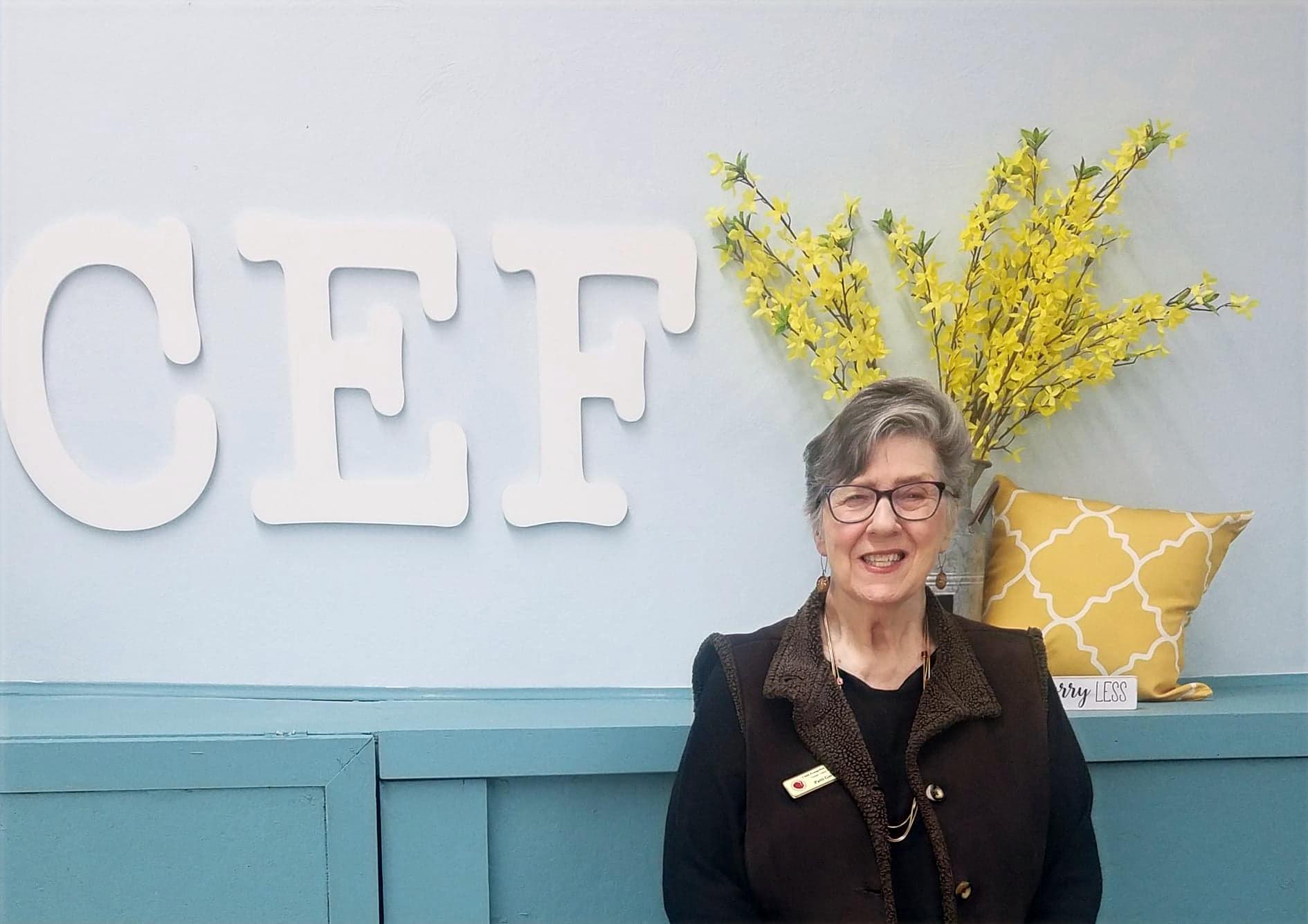 Patti Geckler, Ministry Coordinator