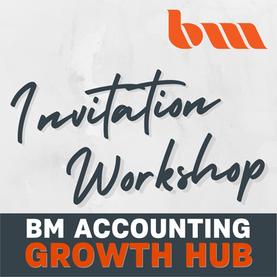Workshop Invitation - 2021 Business Reset