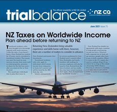 NZ Taxes on Worldwide Income