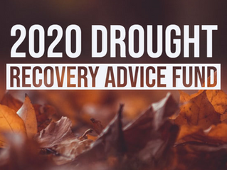 2020 Drought Recovery Advice Fund