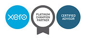 xero-platinum-champion-partner + cert-ad