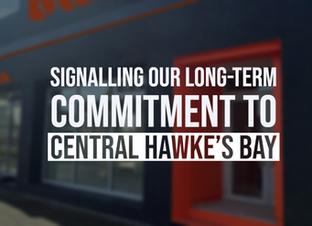 BM's commitment to CHB