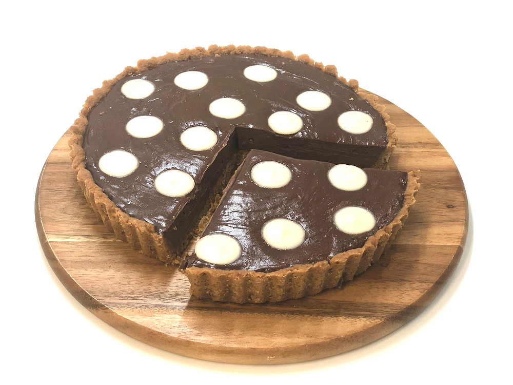 Chocolate cheesecake 😍