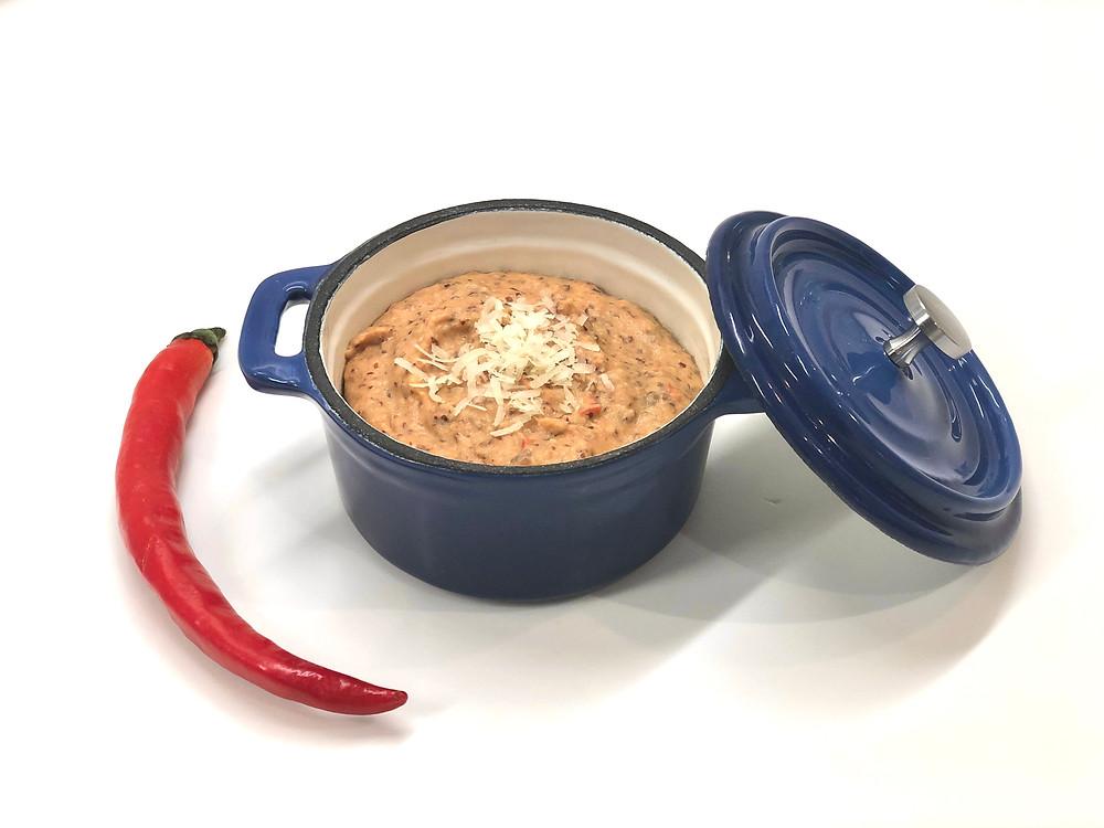 Red bean pate 🌶