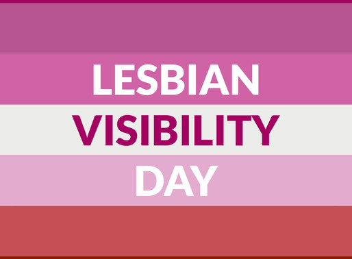 LESBIAN VISIBILITY DAY!