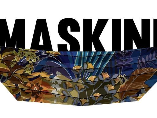 MASKINI MASKS RAISING MONEY FOR WOMEN'S AID